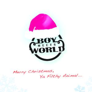 boymeetsworld-merry-christmas-ya-filthy-animal-review