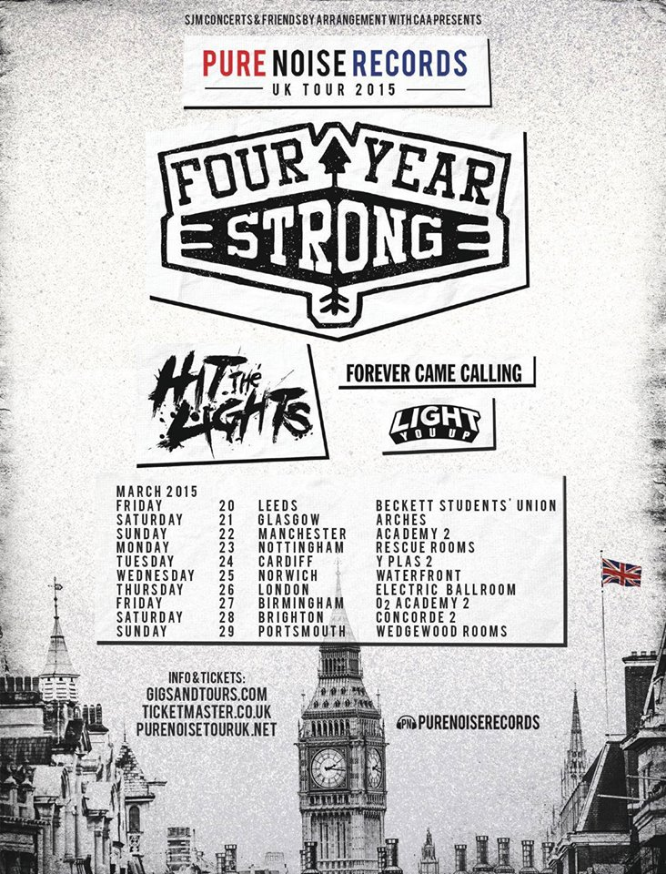 four-year-strong-tour-dates-2015