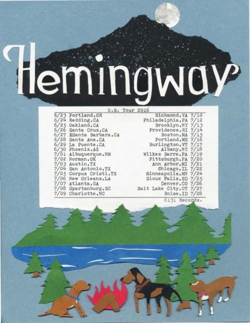 Hemingway-tour-dates-2016