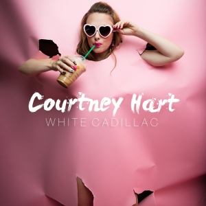 Official White Cadillac Cover